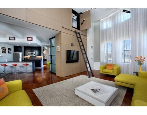 Condominio por un Venta en 40 Fay Street Boston, Massachusetts 02118 Estados Unidos