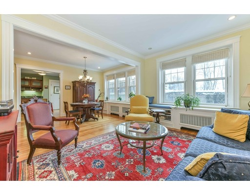 Condominium for Sale at 315 Tappan Street 315 Tappan Street Brookline, Massachusetts 02445 United States