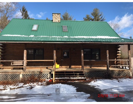 Single Family Home for Sale at 25 Halfrey Road Hubbardston, 01452 United States