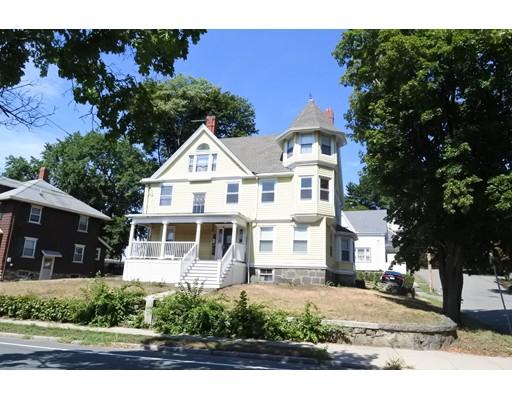 Частный односемейный дом для того Аренда на 22 Howard Street 22 Howard Street Melrose, Массачусетс 02176 Соединенные Штаты