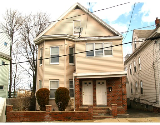 Picture 1 of 6 Leyden Ave  Medford Ma  4 Bedroom Multi-family