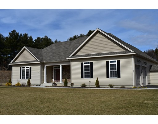 Casa Unifamiliar por un Venta en 59 Flynn Meadow Road Westfield, Massachusetts 01085 Estados Unidos