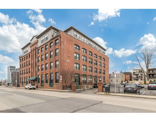 Picture 1 of 881 East First St Unit 104 Boston Ma  1 Bedroom Condo#