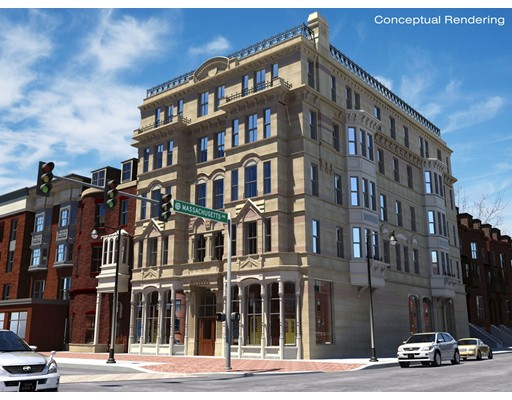 Land for Sale at 1769 Washington Street Boston, 02118 United States