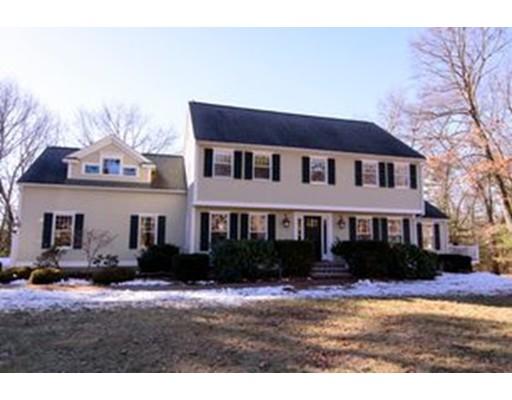 واحد منزل الأسرة للـ Sale في 4 Grizzly Bear Circle 4 Grizzly Bear Circle Westford, Massachusetts 01886 United States