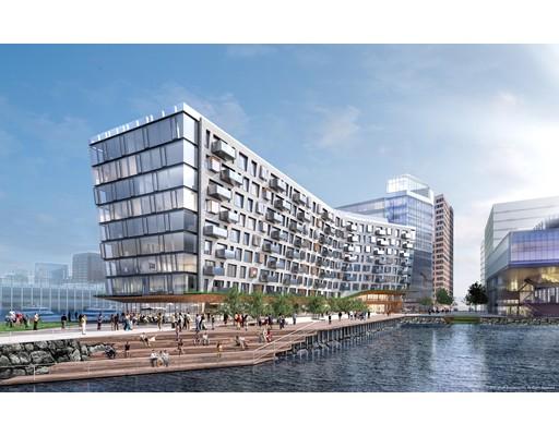 Condominio por un Venta en 300 Pier 4 Blvd Boston, Massachusetts 02210 Estados Unidos