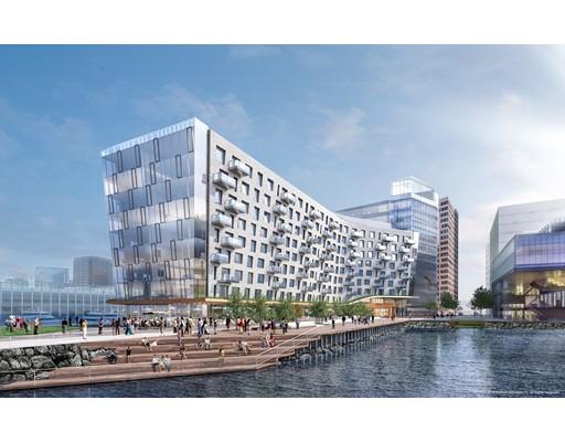Appartement en copropriété pour l Vente à 300 Pier 4 Blvd #PHM 300 Pier 4 Blvd #PHM Boston, Massachusetts 02210 États-Unis