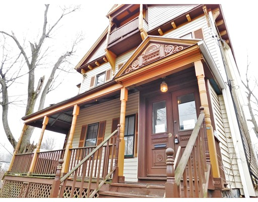Picture 9 of 9 Mount Bowdoin Ter  Boston Ma 4 Bedroom Single Family
