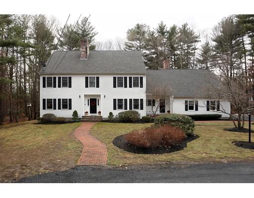 Maison unifamiliale pour l Vente à 776 North Street 776 North Street Walpole, Massachusetts 02081 États-Unis
