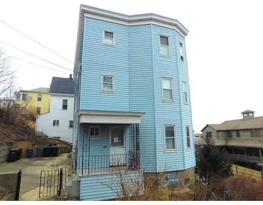 Maison avec plusieurs logements pour l Vente à 44 Webster Street 44 Webster Street Revere, Massachusetts 02151 États-Unis