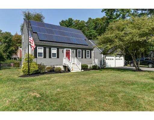 Single Family Home for Sale at 178 Woodbine Avenue 178 Woodbine Avenue Hanson, Massachusetts 02341 United States