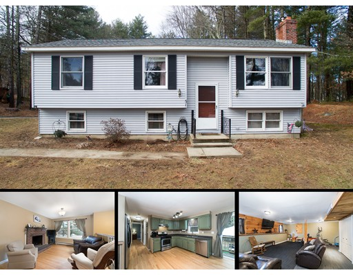 Single Family Home for Sale at 51 Woodland Road 51 Woodland Road Uxbridge, Massachusetts 01569 United States