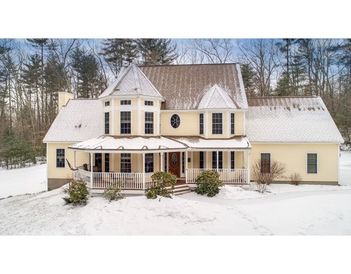 Casa Unifamiliar por un Venta en 8 Harrington Drive 8 Harrington Drive Merrimack, Nueva Hampshire 03054 Estados Unidos