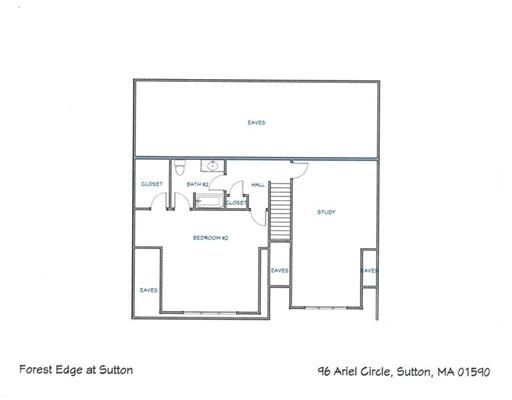 96 ARIEL CIRCLE 0, Sutton, MA, 01590