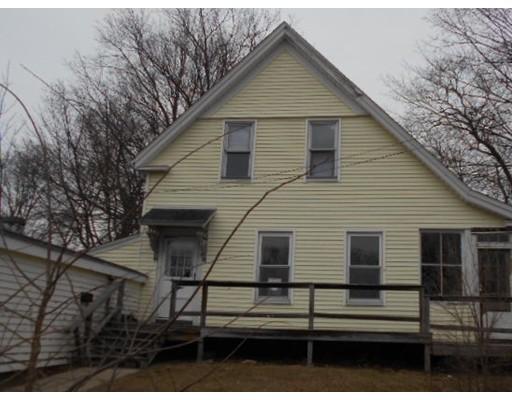 独户住宅 为 销售 在 19 Everett Street Rockland, 02370 美国