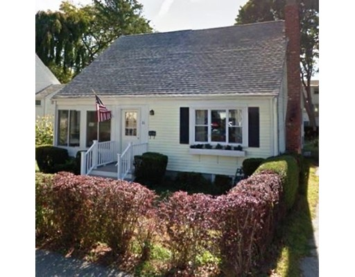 11  Grace Road,  Quincy, MA