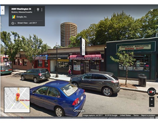 Commercial for Sale at 3086 Washington Street 3086 Washington Street Boston, Massachusetts 02119 United States