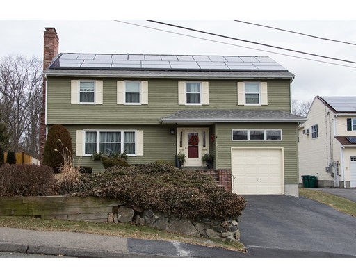 Single Family Home for Sale at 27 Francesca Drive 27 Francesca Drive Lynn, Massachusetts 01904 United States