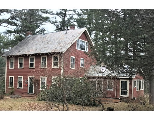 Single Family Home for Sale at 11 Pleasant Street Dover, Massachusetts 02030 United States
