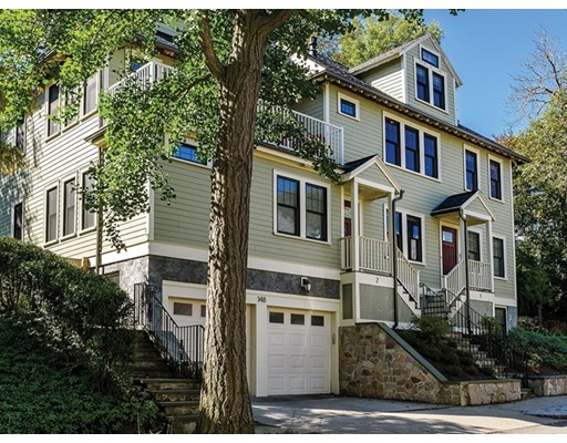 Condominium for Sale at 148 Mason Ter 148 Mason Ter Brookline, Massachusetts 02446 United States
