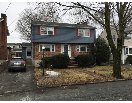 Picture 1 of 69 Wilbur St  Waltham Ma  4 Bedroom Single Family#