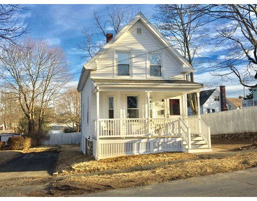 Single Family Home for Sale at 6 Sunnycrest Avenue 6 Sunnycrest Avenue Beverly, Massachusetts 01915 United States