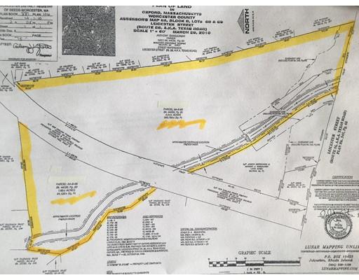土地,用地 为 销售 在 4 Leicester Street 4 Leicester Street Oxford, 马萨诸塞州 01540 美国