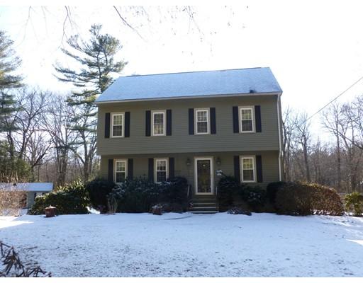 Maison unifamiliale pour l Vente à 16 Gilbert Way 16 Gilbert Way Millbury, Massachusetts 01527 États-Unis