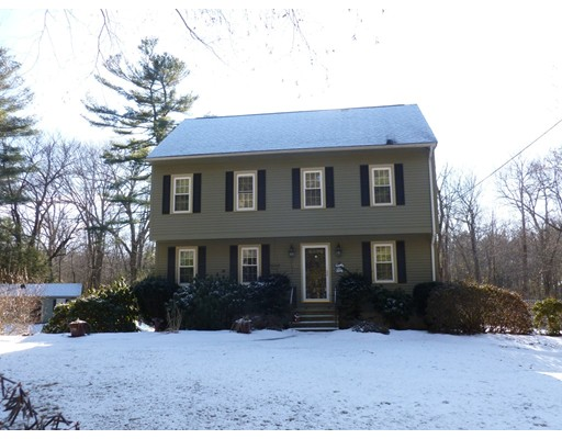 Single Family Home for Sale at 16 Gilbert Way 16 Gilbert Way Millbury, Massachusetts 01527 United States