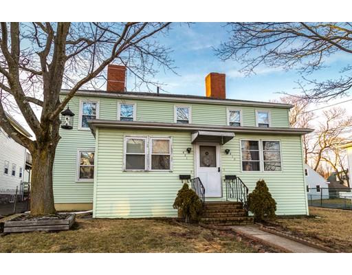 Maison avec plusieurs logements pour l Vente à 419 Granite Street 419 Granite Street Quincy, Massachusetts 02169 États-Unis