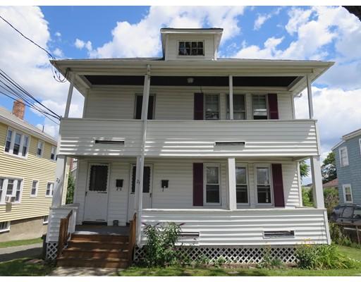 独户住宅 为 出租 在 24 COLONIAL AVENUE 牛顿, 02460 美国