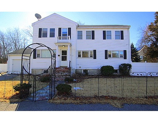 Where in Milton will you find a 6 bedroom Colonial style home? Located on a quiet neighborhood street minutes from the Blue Hills and Houghton's Pond with swimming, hiking, playground and more available. Minutes to 128, this home is a COMMUTERS DREAM, whether traveling to Boston or south toward Providence RI or the south shore. This 10,000 sq. ft. lot offers lots of privacy with a generously sized fenced in back yard. The master bedroom includes its own on-suite bath, complete with shower, double vanity, skylight and jacuzzi style tub. With an additional 948 sq. ft. of finished living space on the lower level, this home provides over 3,200 sq. ft. of living space, this property is being offered at $211/sq. ft. BEST DEAL in TOWN!!!