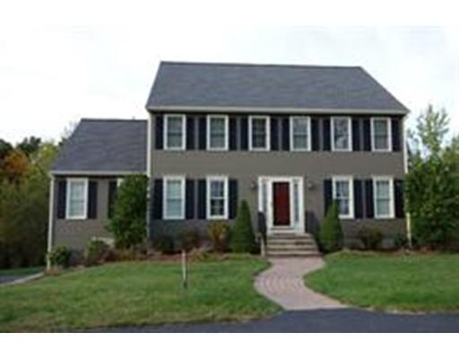 Single Family Home for Rent at 11 Seton Drive 11 Seton Drive Shrewsbury, Massachusetts 01545 United States