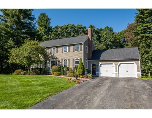 Single Family Home for Sale at 8 Thistle Lane 8 Thistle Lane Westford, Massachusetts 01886 United States