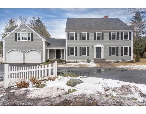 Частный односемейный дом для того Продажа на 7 Plant Street 7 Plant Street Newburyport, Массачусетс 01950 Соединенные Штаты
