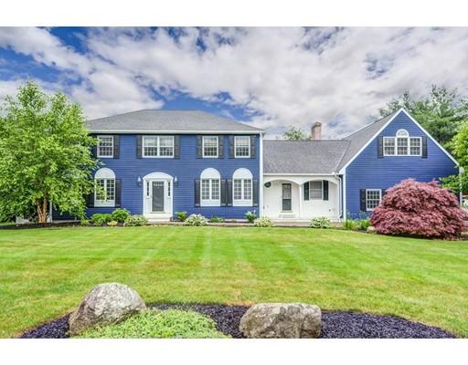 Частный односемейный дом для того Продажа на 5 Fieldstone Drive 5 Fieldstone Drive Shrewsbury, Массачусетс 01545 Соединенные Штаты