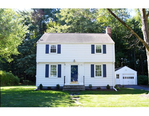 Частный односемейный дом для того Аренда на 285 MAPLE ROAD 285 MAPLE ROAD Longmeadow, Массачусетс 01106 Соединенные Штаты