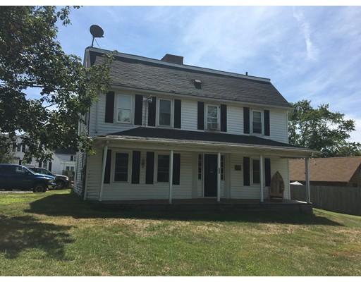 Многосемейный дом для того Продажа на 539 Child Street 539 Child Street Warren, Род-Айленд 02885 Соединенные Штаты