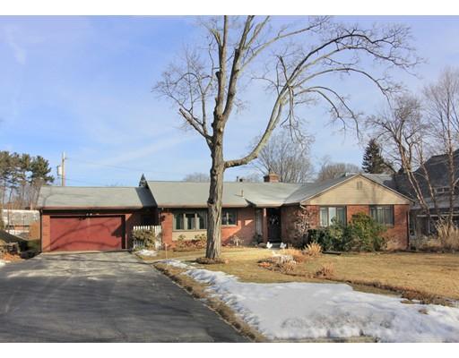 Single Family Home for Sale at 21 Carol Lane Holyoke, Massachusetts 01040 United States