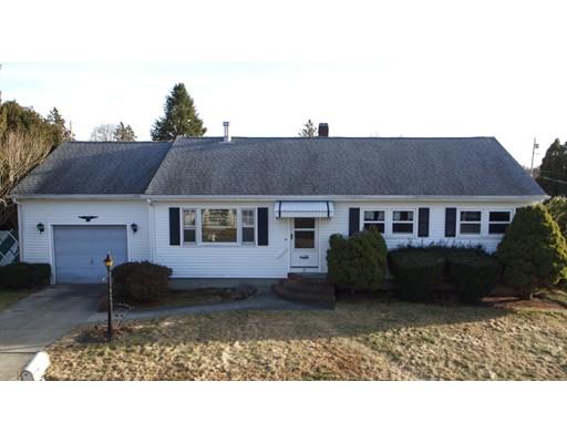 Maison unifamiliale pour l Vente à 31 Oliver Street 31 Oliver Street Fairhaven, Massachusetts 02719 États-Unis