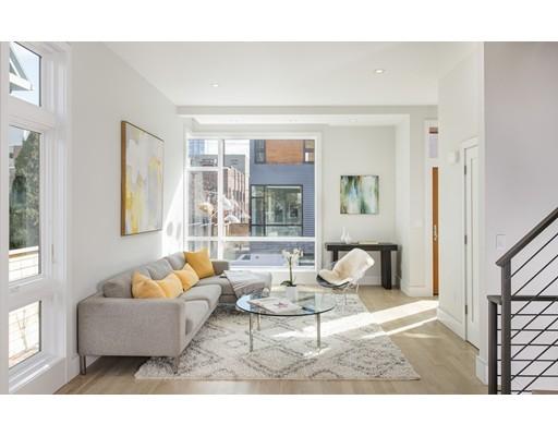 Single Family Home for Sale at 125 Brookline Street 125 Brookline Street Cambridge, Massachusetts 02139 United States