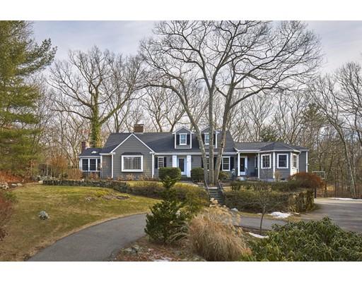 Частный односемейный дом для того Продажа на 26 Driftwood Lane 26 Driftwood Lane Weston, Массачусетс 02493 Соединенные Штаты