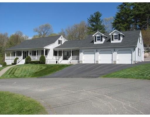 Single Family Home for Sale at 37 Rimrock Road 37 Rimrock Road Belchertown, Massachusetts 01007 United States