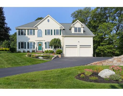 Частный односемейный дом для того Продажа на 8 Whistler Lane 8 Whistler Lane Southborough, Массачусетс 01772 Соединенные Штаты
