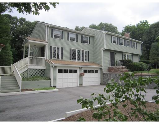 Частный односемейный дом для того Продажа на 4 Old Colony Lane 4 Old Colony Lane Acton, Массачусетс 01720 Соединенные Штаты
