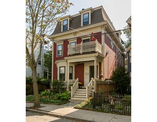 Condominium for Sale at 67 Church Street 67 Church Street Somerville, Massachusetts 02143 United States