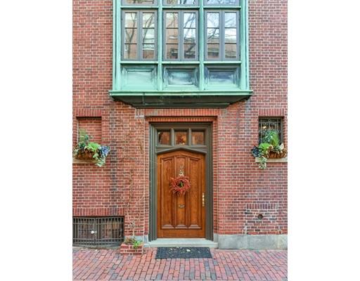 Частный односемейный дом для того Продажа на 32 Lime 32 Lime Boston, Массачусетс 02108 Соединенные Штаты