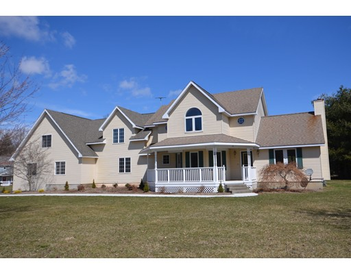 Single Family Home for Sale at 19 Priestly Farms 19 Priestly Farms South Hadley, Massachusetts 01075 United States