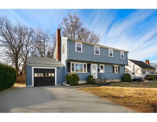 Частный односемейный дом для того Продажа на 24 Whittier Road 24 Whittier Road Braintree, Массачусетс 02184 Соединенные Штаты