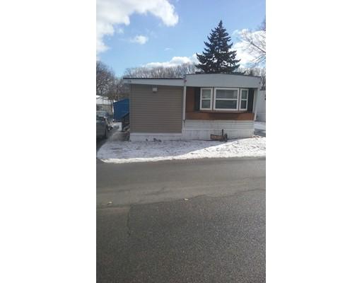 واحد منزل الأسرة للـ Sale في 261 newbury 261 newbury Peabody, Massachusetts 01960 United States